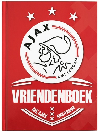 Vriendenboek Ajax AFC  (023690)