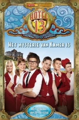 Hotel 13 Boek Het Mysterie van Kamer 13