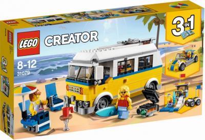 ZONNIG SURFERBUSJE LEGO (31079)