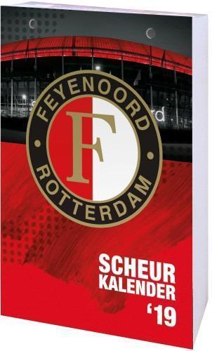 Feyenoord Scheurkalender Feyenoord 2019 (10509)