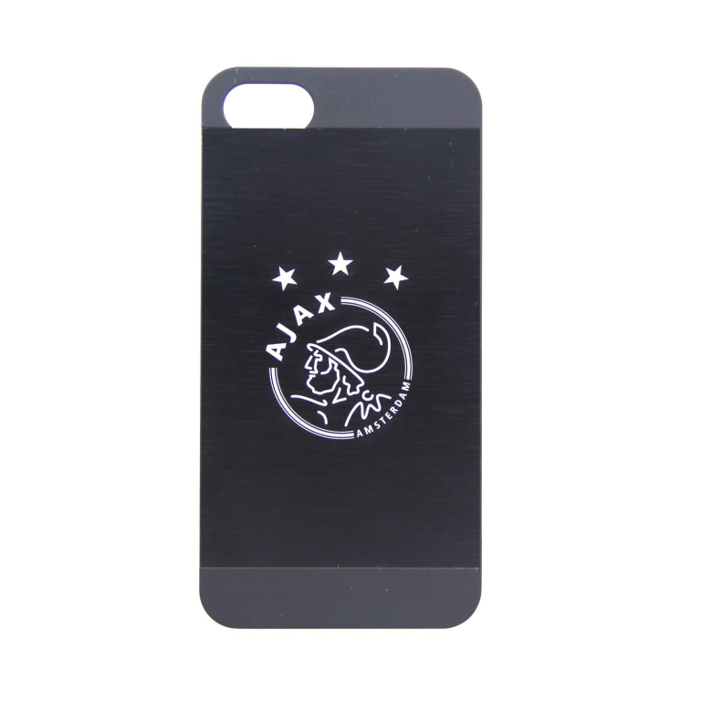 Iphone 6/7 cover Ajax zwart Aluminium