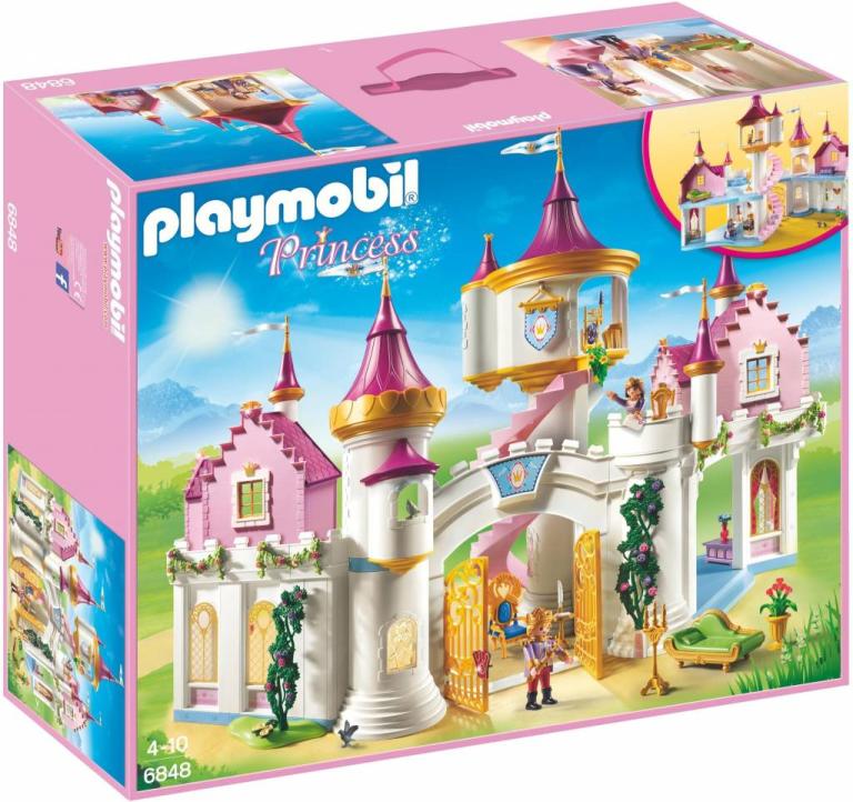Koninklijk paleis Playmobil (6848)