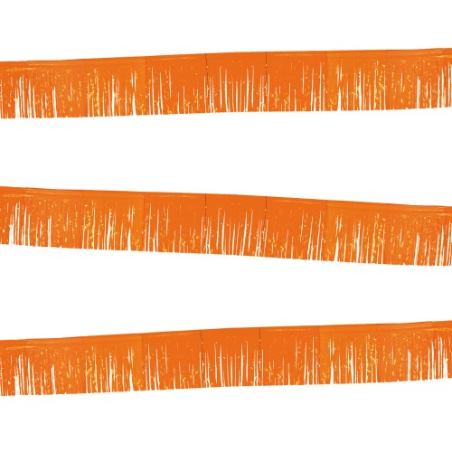 Franje Slinger Holland Oranje Lijn 10Meter