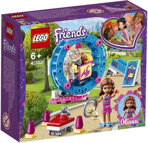 Olivia`s hamsterspeelplaats Lego (41383)