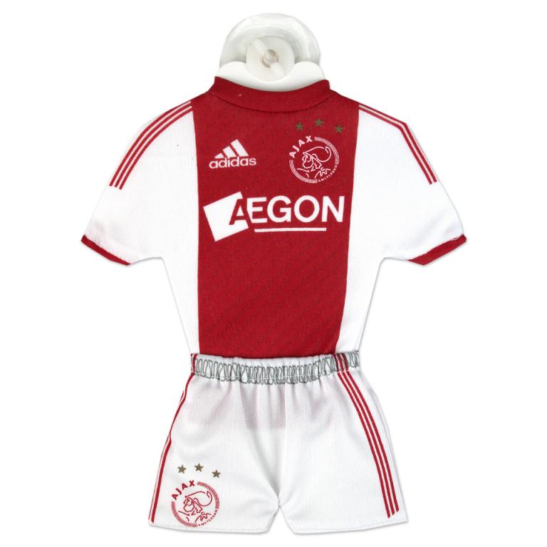Minikit Ajax Thuis 2013/2014  3 Sterren