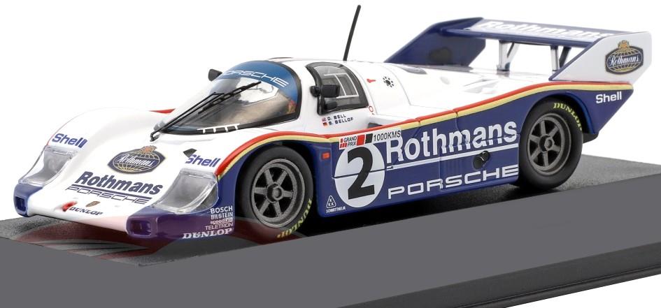 Porsche 956K 2 BELLOF-BELL WINNER 1000KM SILVERSTONE 1984 (1:43) CMR
