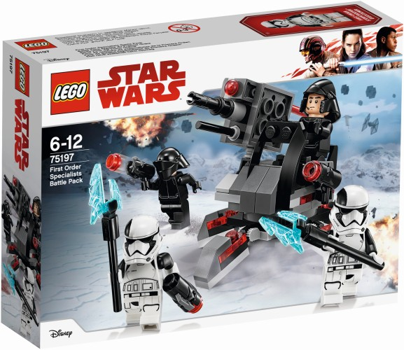 First Order Specialisten Battle Pack Lego (75197)