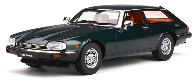 Jaguar XJS LYNX  (1:18) (GT SPIRIT) (1:18)