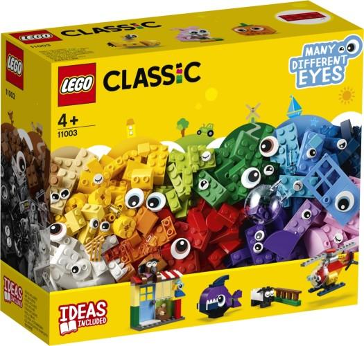 Stenen en ogen Lego (11003)