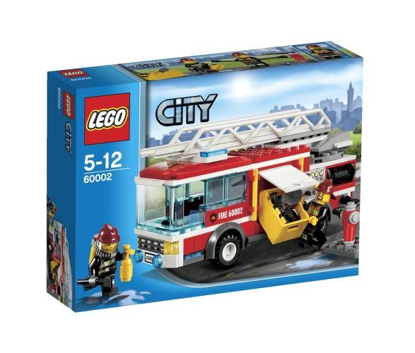 Lego 60002 Brandweertruck Truck