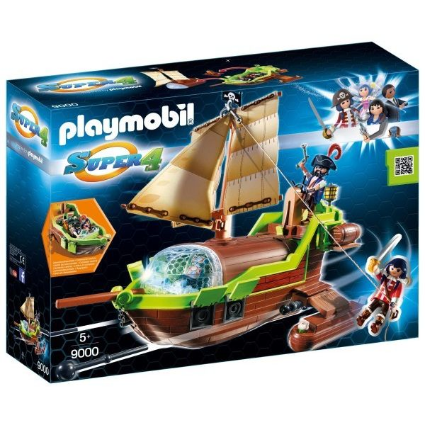 Galjoen Kameleon met Ruby Playmobil (9000) (PLAY959000)