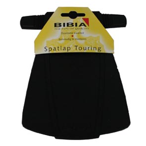 SPATLAP BIBIA TOURING OP KAART