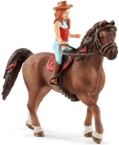 Horse Club Hannah & Cayenne Schleich (42411)