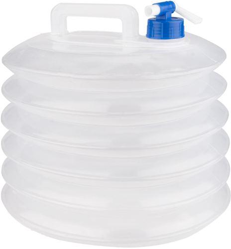 Watercontainer 15 Liter Opvouwbaar