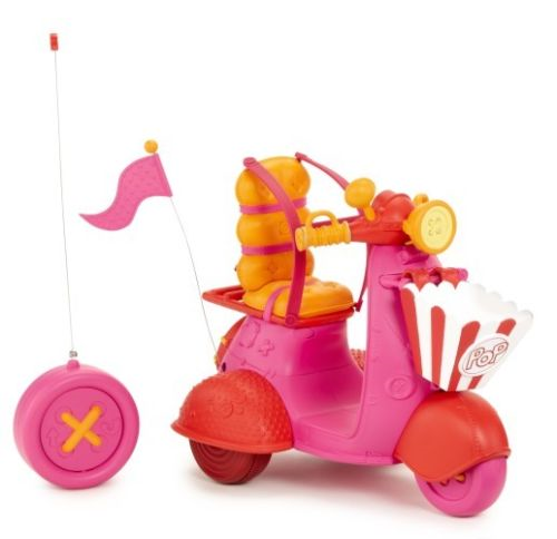 Scooter Lalaloopsy RC 27MHZ Roze