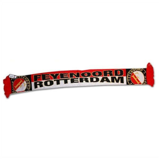 Sjaal Feyenoord Opgeblazen Logo