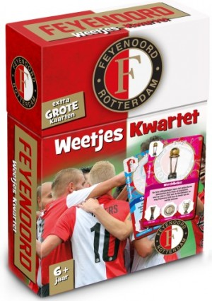 Feyenoord Kwartet Feyenoord