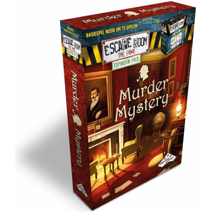 Escape Room The Game expansion Murder Mystery (07277)