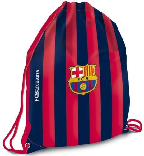 Barcelona Zwemtas Logo Gestreept