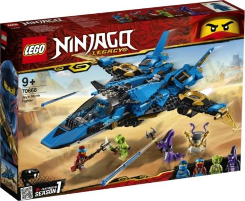 Jays Storm Fighter Lego (70668)