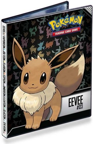 Pokemon verzamelmap 4-pocket Eevee (E84918-P)