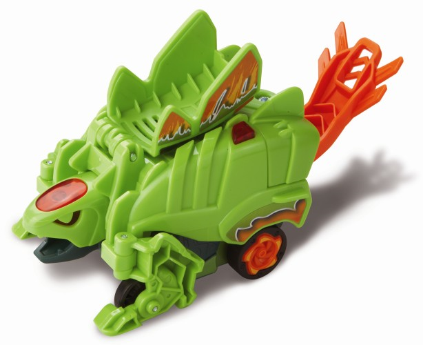 Switch & go Dino´s Turbo Groen Vtech  3+ jr