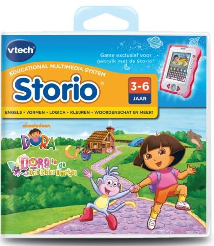 Storio Boek Dora Vtech 3-6 jr
