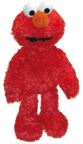 Pluche Sesamstraat Elmo 32 cm