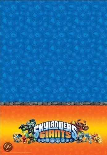Tafelkleed Skylanders Kunststof 130x180 cm