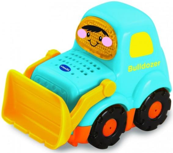 Vtech Toet Toet Auto Bob Bulldozer 12+ mnd