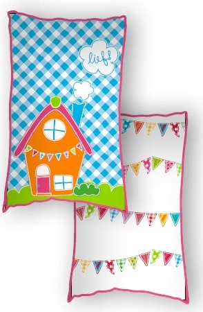 Kussen Lief Little House