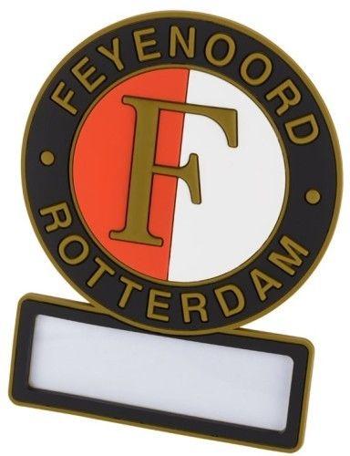 Deurhanger Feyenoord Fanbord 3D