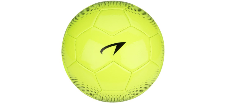 Voetbal Glossy PVC Yellow