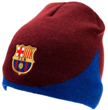Muts Barcelona Blauw/Rood senior