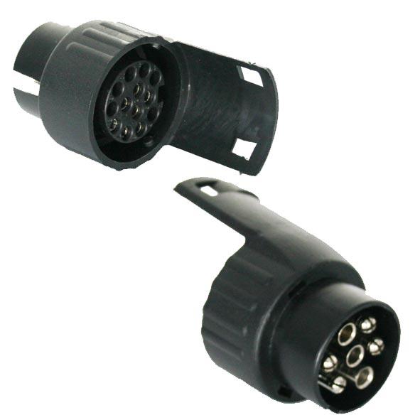 Carpoint stekker adapter 713 polig