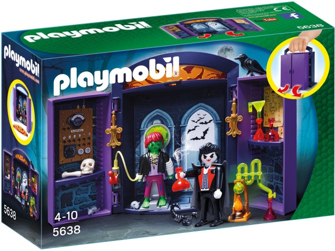 Playmobil Speelbox Spookhuis (5638)