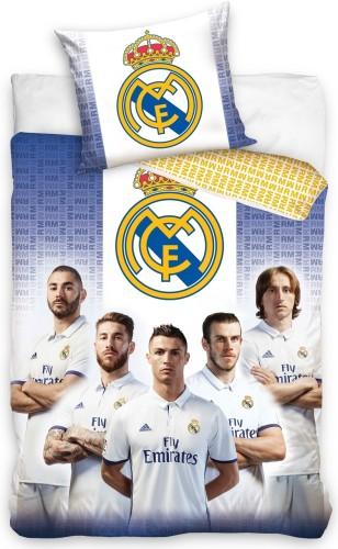 Dekbed Real Madrid Spelers (RM16_3022)