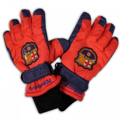 Handschoenen Barcelona Kids Rood-Blauw