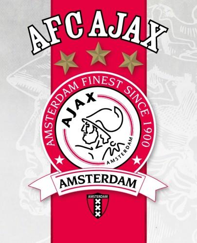 Schrift Ajax A4 Lijn Finest