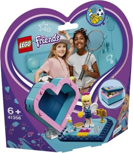 Stephanie`s Hartvormige doos Lego (41356)