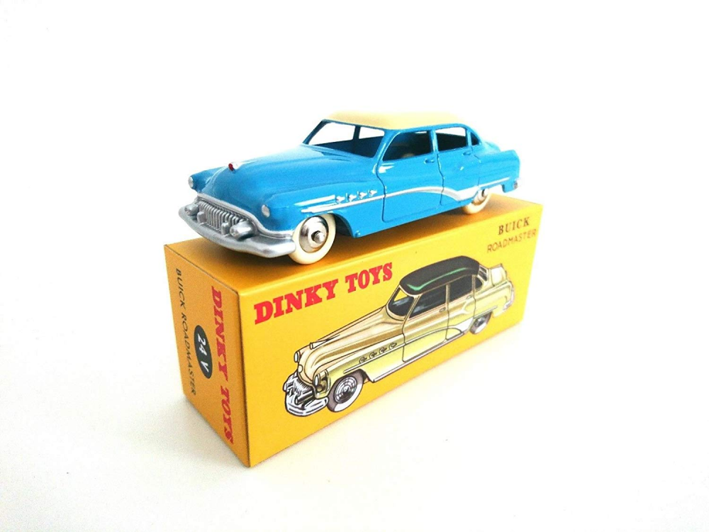 Buick ROADMASTER (I:43) DINKY TOYS
