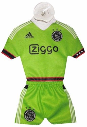 Minikit Ajax Away 2015/2016