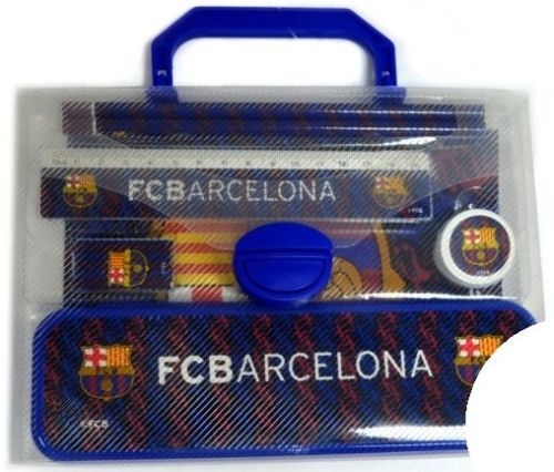Schrijfset Barcelona 8-Delig