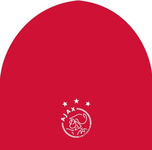 Muts Ajax senior rood logo