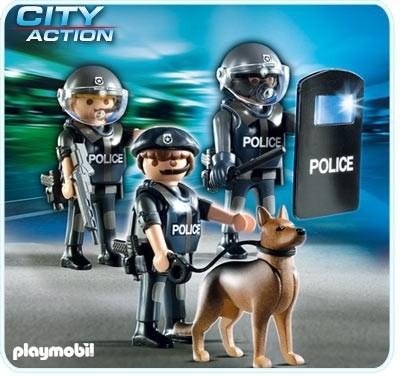 Speciale Politie Eenheid 5181 Playmobil
