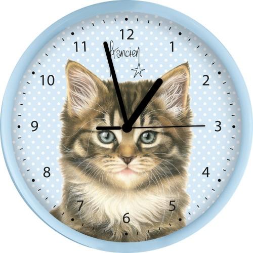 Klok Francien Kat 25 cm (68302)
