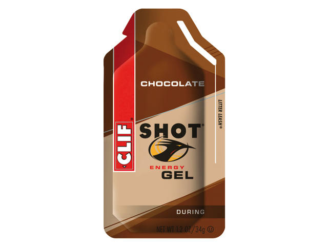 ENERGIE GEL CLIF BAR CLIF SHOT GEL CHOCOLATE