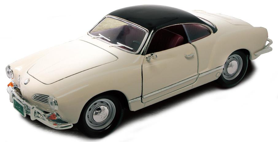 VW KARMANN GHIA 1966 (1:18)