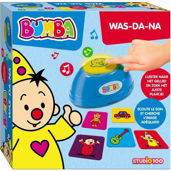Geluidenspel Bumba (MEBU00002900)