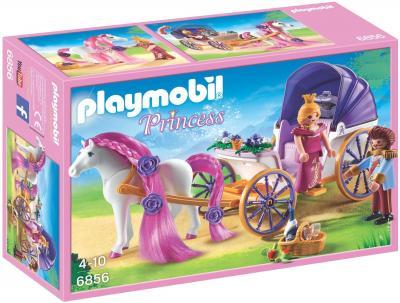 Koninklijke koets met paard om te kammen Playmobil (6856)